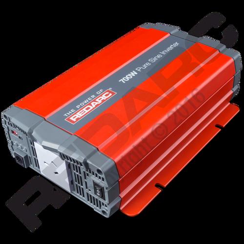 Redarc Inverter Pure Sine Wave 12V 700W