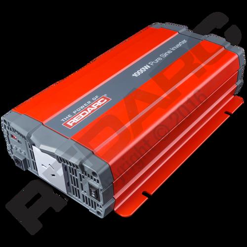 Redarc Inverter Pure Sine Wave 24V 1000W