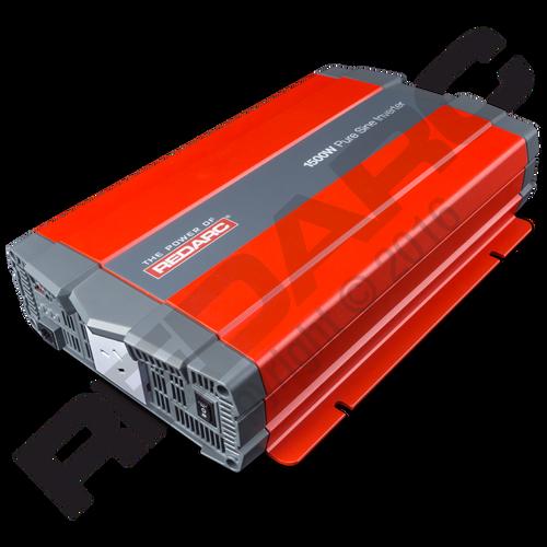 Redarc Inverter Pure Sine Wave 24V 1500W