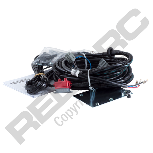 Redarc Kit, Wiring Tow-Pro Elite Nissan Navara