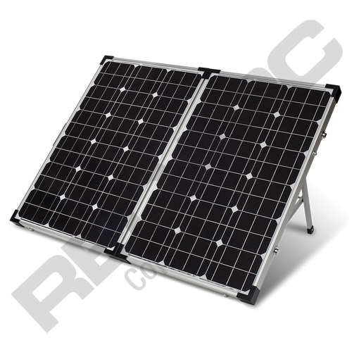 120W Monocrystalline Portable Folding Solar Panel