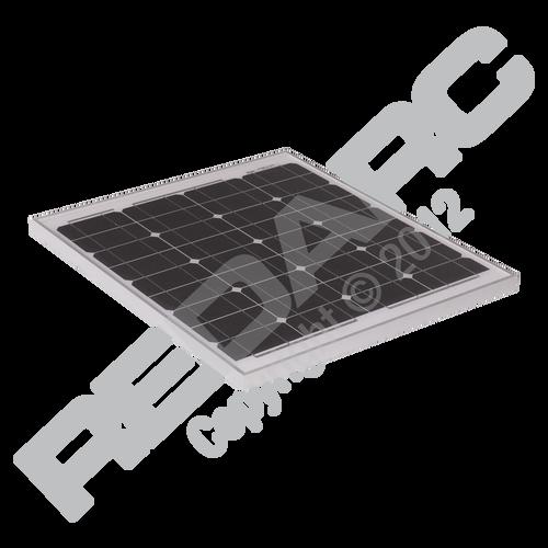 Redarc 50W Monocrystalline Solar Panel