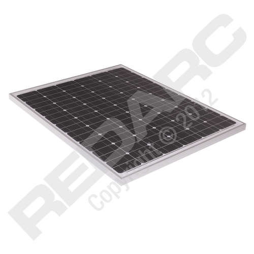 Redarc 120W Monocrystalline Solar Panel