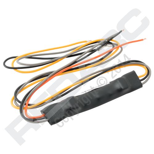 Redarc 24 To 12 Volt Gauge Adaptor