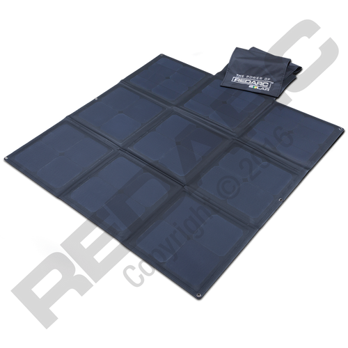 Redarc 115w Solar Blanket Sunpower? Cells
