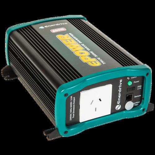 Enerdrive ePower 600W True Sine Wave Inverter