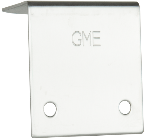 "GME 1.5mm Universal ""L"" Bracket - Stainless Steel"