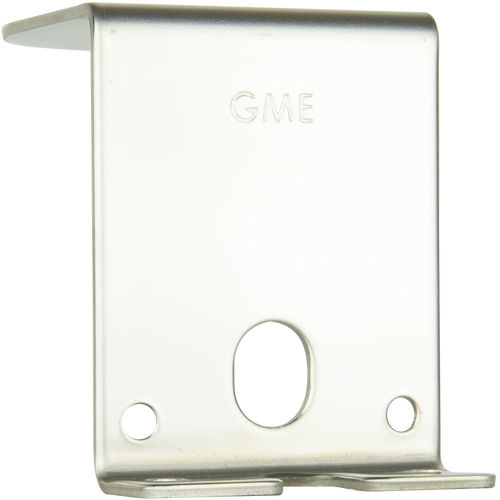 "GME 1.5mm Bonnet / Boot ""Z"" Bracket - Stainless Steel"