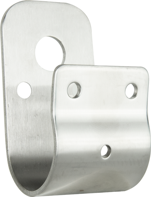 GME 38mm Wrap Around Bull Bar Bracket- Stainless Steel