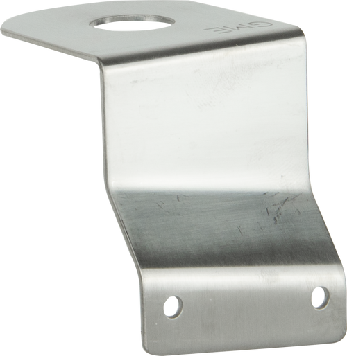 """GME 1.5mm Ford Falcon & Territory """"L"""" Bracket - Passenger Side - Stainless Steel"""