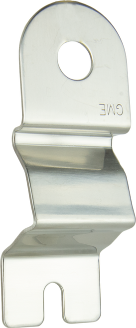 GME 2.0mm Ford Ranger Bracket - Passenger side - Stainless Steel