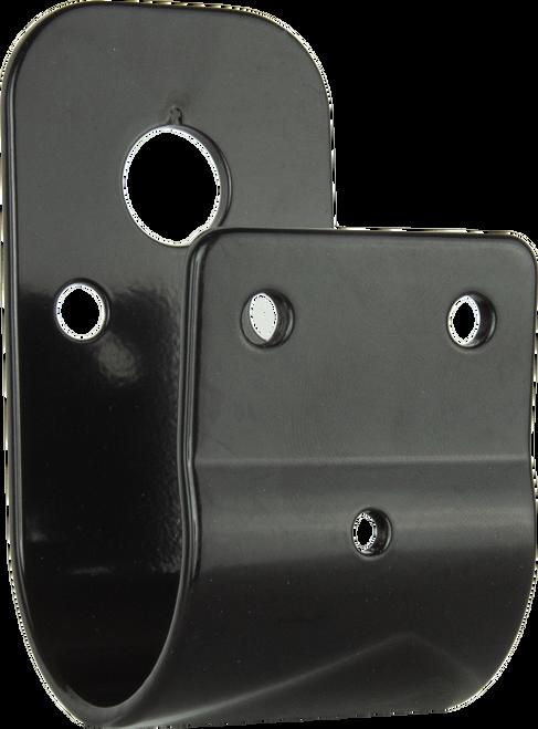 GME 45mm Wrap Around Bull Bar Bracket- Black