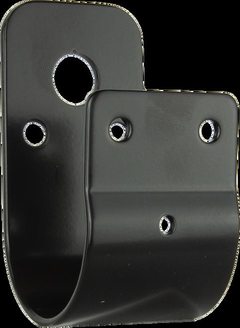 GME 50mm Wrap Around Bull Bar Bracket- Black