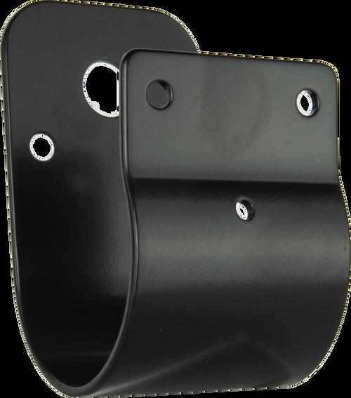 GME 63mm Wrap Around Bull Bar Bracket- Black