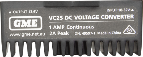 GME 24/12V DC Voltage Converter