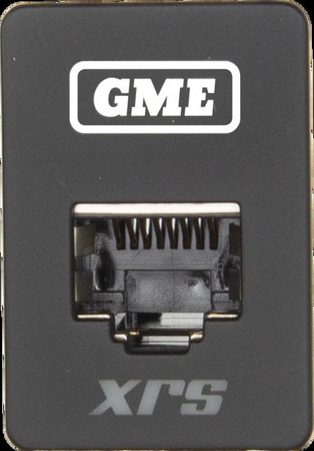 GME RJ45 Pass-Through Adaptor - Type 1 (White)