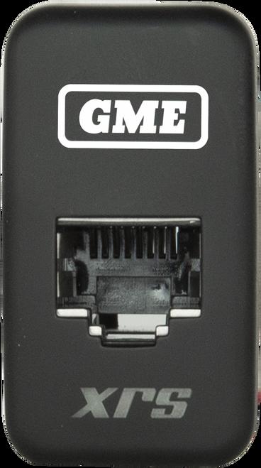 GME RJ45 Pass-Through Adaptor - Type 2 (White)