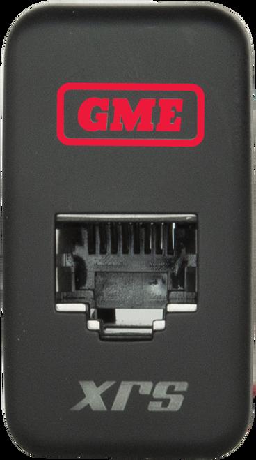 GME RJ45 Pass-Through Adaptor - Type 2 (Red)