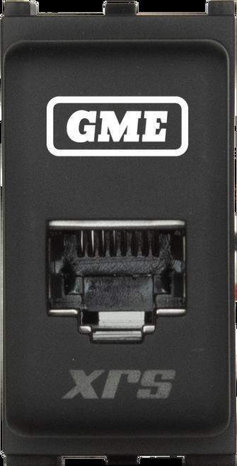 GME RJ45 Pass-Through Adaptor - Type 3 (White)
