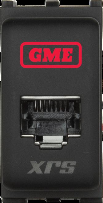 GME RJ45 Pass-Through Adaptor - Type 3 (Red)