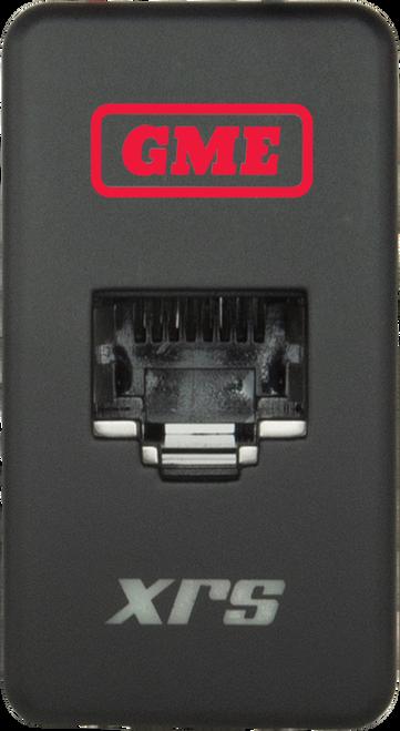 GME RJ45 Pass-Through Adaptor - Type 4 (Red)
