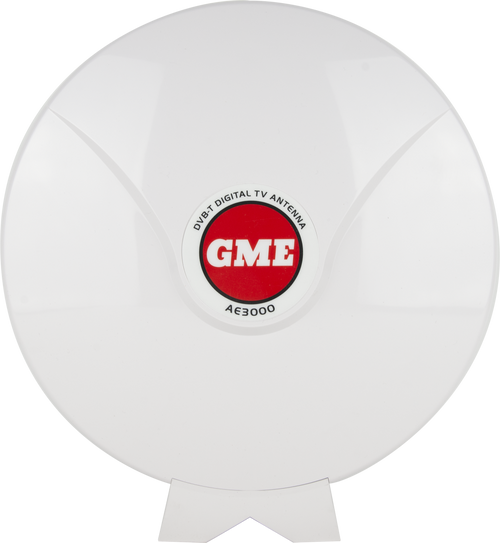 GME 280mm Diameter Omni directional TV Antenna
