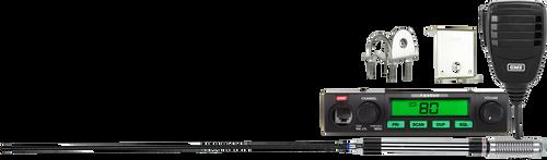 GME 5 Watt Compact UHF CB Radio Value Pack