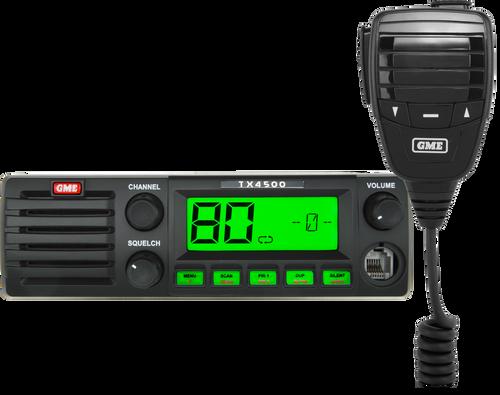 GME 5 Watt DIN Mount UHF CB Radio with ScanSuite™