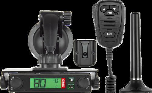 GME 5 Watt Super Compact UHF CB Radio Plug 'n' Play Kit with ScanSuite™