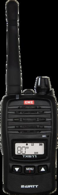 GME 2 Watt UHF CB Handheld Radio