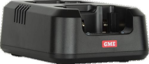 GME Dual Desktop Charging Cradle - Suit TX685 / TX6150 / TX6155 / TX6160