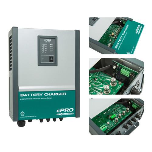 Enerdrive ePRO Battery Charger 12v / 90amp