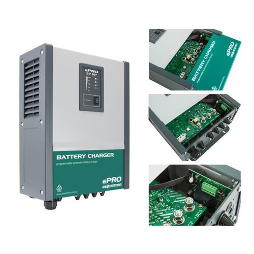 Enerdrive ePRO Battery Charger 24v / 80amp