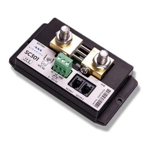 Enerdrive Battery Shunt 300A 2 x Volt 1 x Resist