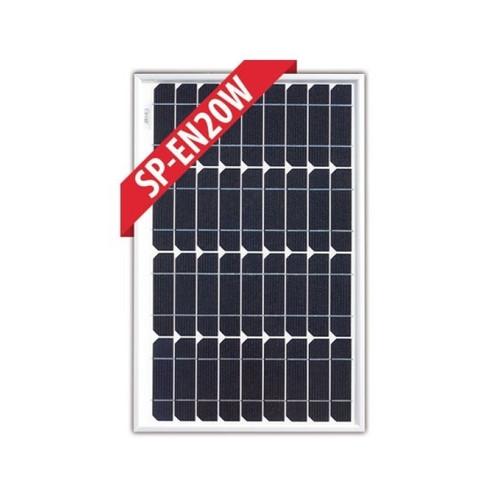 Enerdrive Solar Panel - 20w Mono