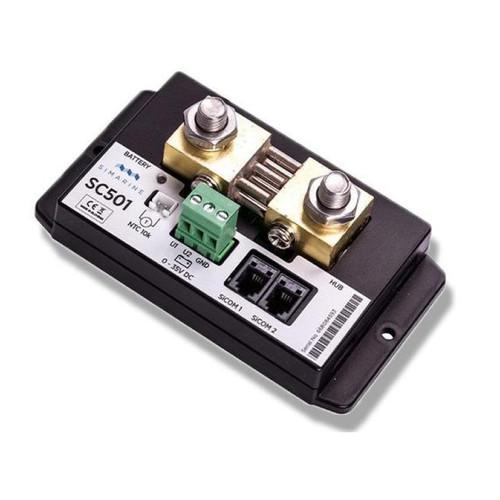 Enerdrive Battery Shunt 500A 2 x Volt 1 x Resist