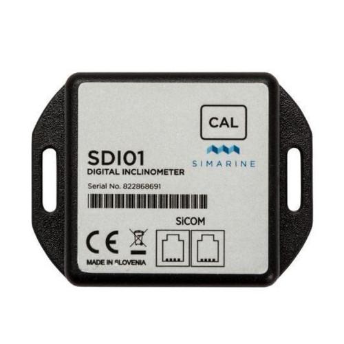 Enerdrive Digital Inclinometer 2-Axis