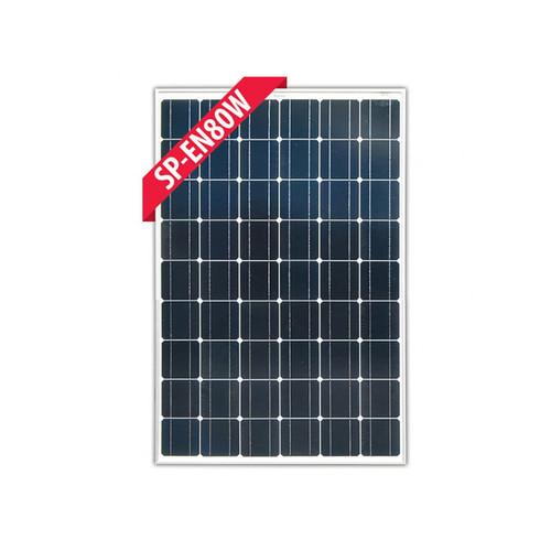 Enerdrive Solar panel - 80w Mono