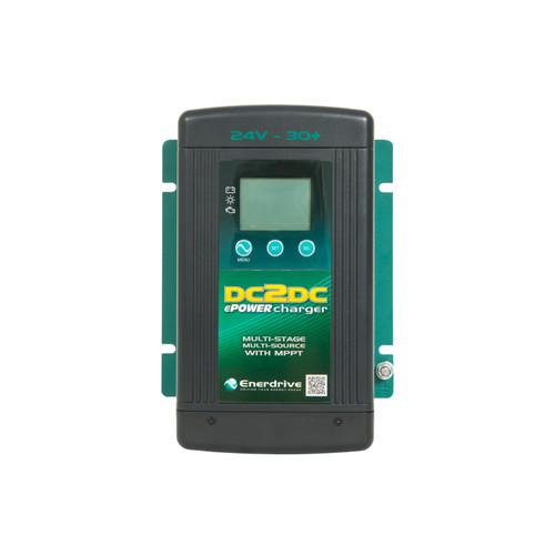 Enerdrive DC2DC 30amp / 24v Charger / MPPT Reg
