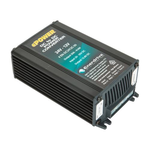 Enerdrive 24v-12v 30A DC Converte output 13.8