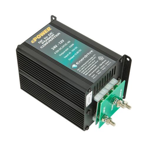 Enerdrive 24v-12v 60A Converter Output 13.8V