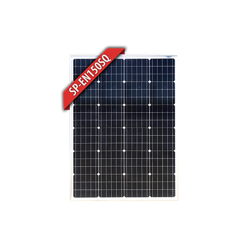 Enerdrive Solar Panel - 150w Poly Squat
