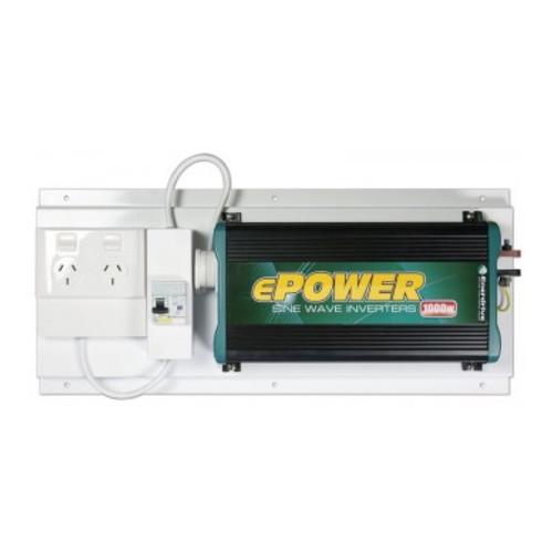 Enerdrive ePOWER 1000w/12V RCD Inverter Kit
