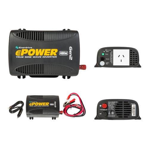 Enerdrive ePOWER 500W/24v PSW Inverter