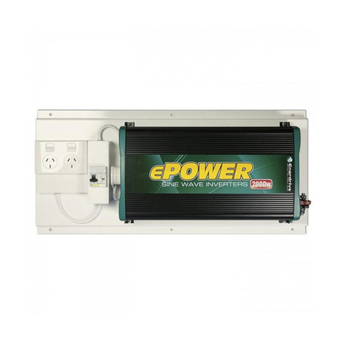 Enerdrive ePOWER 2000w/12V RCD Inverter Kit