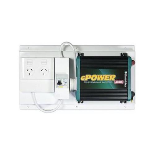 Enerdrive ePOWER 400w/12V RCD Inverter Kit Gen2