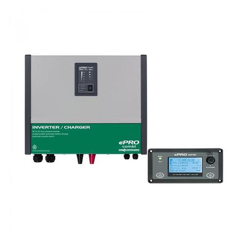 Enerdrive ePRO Combi 12v/3000w-120A w/ Remote