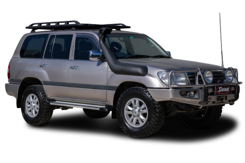 Safari 4X4 Snorkel for the Toyota 100 Series Landcruiser 04/1998 - 09/2007 All Engines
