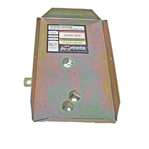 Battery Tray To Suit Navara D22 Pre 2002 Pre 2002 2.5ltr D Australian Made