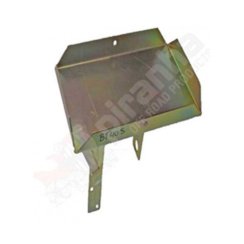 Battery Tray To Suit Landcruiser 40 Series. 1960 to 1984 3Ltr, 3.4Ltr 4 Cylinder Diesel Australian Made